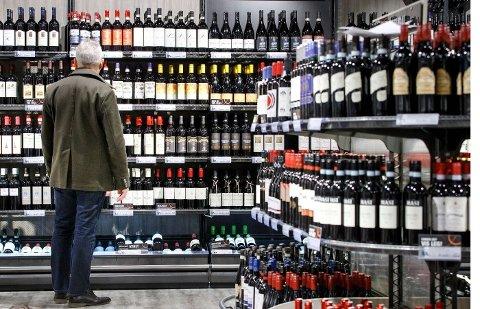 PRISKUTT: Nå settes flere hundre varer ned i pris hos Vinmonopolet.
