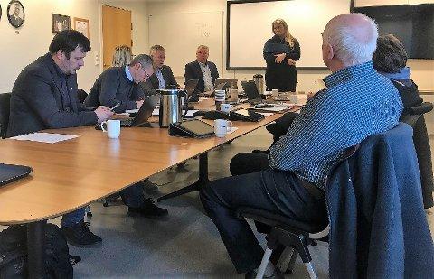 Kommuneoverlege Kirsten Toft informerte onsdag formannskapet om status på koronaviruset i Alstahaug kommune.