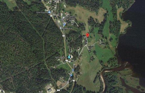 Hendelsen skal ha skjedd i dette området. Bildet brukes som illustrasjon.