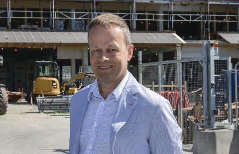 Jostein Saghaug, ordførarkandidat for MDG. (Arkivfoto).