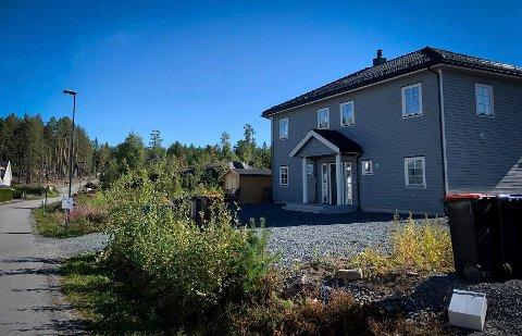 DYRESTE I AUGUST: Lafteråsveien 90 ble augusts dyreste bolig i august.