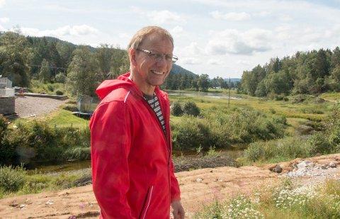 KAPASITET: Eivind Arnt Husøy ved Konsmo legesenter har kapasietet til flere fastlegepasienter.