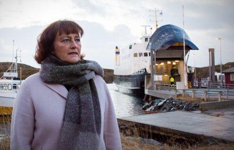 SAMLER KRISELEDELSEN: Ordfører Elisabeth Helmersen ønsker ikke besøk fra nabokommunen Nærøysund før koronasituasjonen er mer under kontroll. Hun ønsker å få kriseledelsen med seg på å komme med anbefalinger i så henseende.
