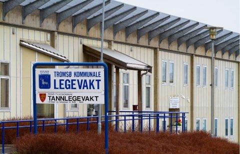 AVVIK: UNN meldte avvik da en pasient fra legevakta kom alene inn på akutten 25. oktober i år, etter mistanke om hjerneslag.