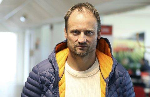 Sigurd Rushfeldt blir daglig leder på NTG Tromsø, i tillegg til å være sportssjef på toppidrettsgymnaset.