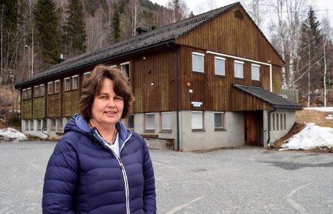 LUFTVEISKLINIKK:- Vi håper å ha luftveisklinikken klar så fort som mulig, sier ordfører Anne Hagenborg.
