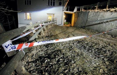 En kvinne ble onsdag kveld funnet død i en leilighet på Flisa. Ektemannen er siktet for å ha drept henne. (Foto: Terje Pedersen / NTB scanpix)