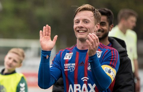 """""""HJEM"""": Ulrik Balstad flytter tilbake til Elverum."""