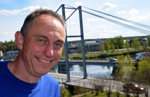 LETTET: Gudmund Nordtun blir administrerende direktør i Glommen Mjøsen Skog.