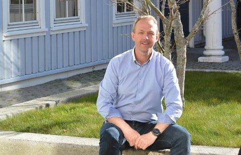VIL VITE MER: Varaordfører Torstein Dahl (Sp) må vite mer før han uttaler seg om tilbudet fra Porsgrunn.