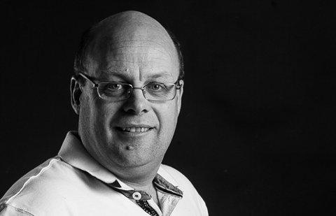 SPORTSLEDER: Morten Svesengen er RBs representant under torsdagens debatt.