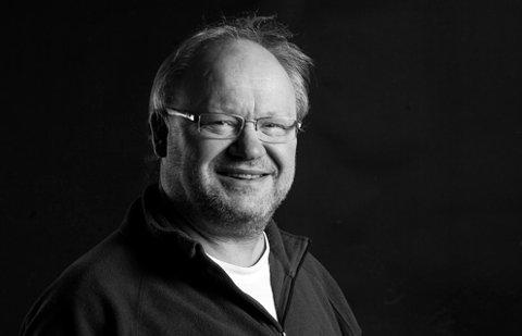 Rune Fjellvang, journalist i Romerikes Blad.