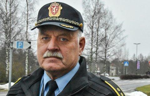 I snart 42 år har Svein Engen vært i politiets tjeneste. Om få uker er det over.