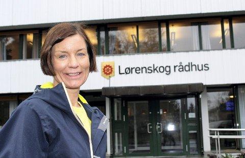 VIKTIG TILTAK: Rakel Rauntun, leder park, idrett og friluftsliv i Lørenskog kommune, er glad for at de folkevalgte gir kultur- og idrettslivet støtte i kjølvannet av koronanedstengningen.