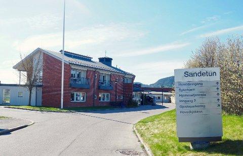 DAGSENTER FLYTTES:  Dagsenteret på Sandetun er planlagt flyttet til Hof.