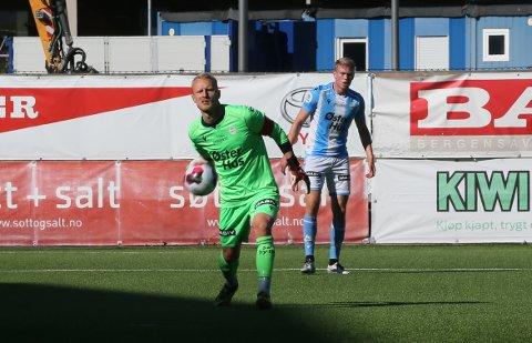 Aslak Falch som til dalgig bor i Stavanger får en kort reisevei i cupens første runde.