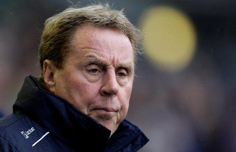 Harry Redknapp fikk fyken i Birmingham, men det har ikke hjulpet veldig. Klubben har nå hatt fire managere på et år, og stort sett tapt ute på banen. Vi tror de taper igjen fredag, hjemme mot Cardiff.