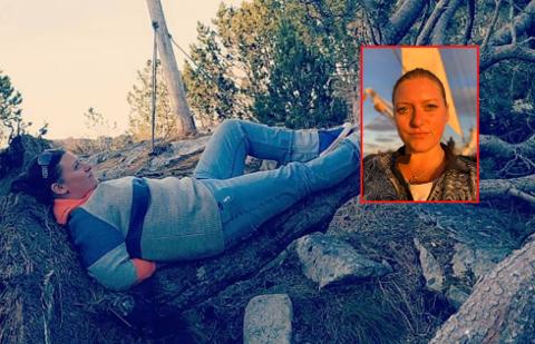 PÅ FLYTTEFOT: Sara-Helén Larsen flytter tilbake til Indre Østfold om tre uker – det eneste hun mangler er en jobb.