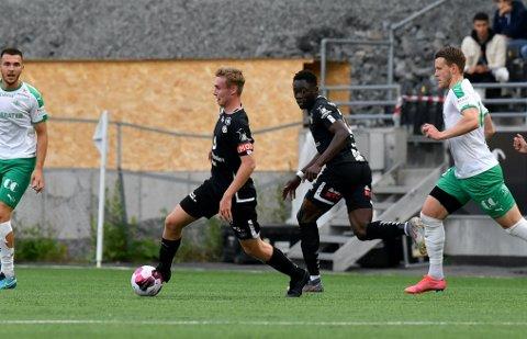 FOTBALL: HamKam - Sogndal. Foto:Fredrik Olastuen