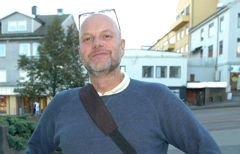 Geir Nordli, Senterpartiet.