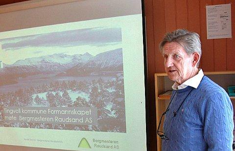 Harald Storvik er styreleder i Envoilution International AS.