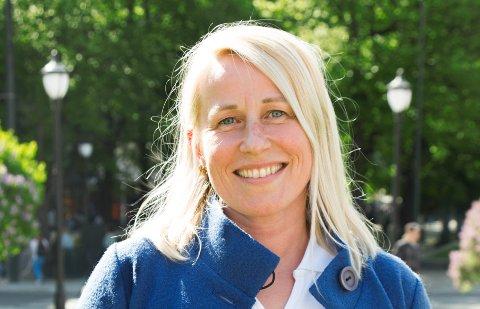 Marianne Synnes, stortingsrepresentant, Møre og Romsdal Høyre.