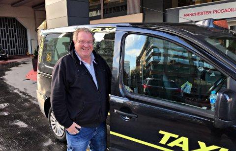 Mark Anderson er taxisjåfør i Manchester og tror Ole Gunnar Solskjær kan få United på rett kjøl igjen.