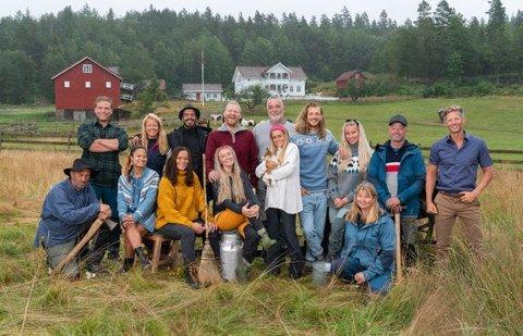 Årets sesong av Farmen utspiller seg på storgården Lundereid i Sannidal utenfor Kragerø. Året er 1919 og det er oppgangstider, velstand og overflod i Norge, heter det i presseskrivet fra TV2.