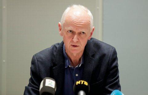 Områdedirektør Geir Bukholm i Folkehelseinstituttet.