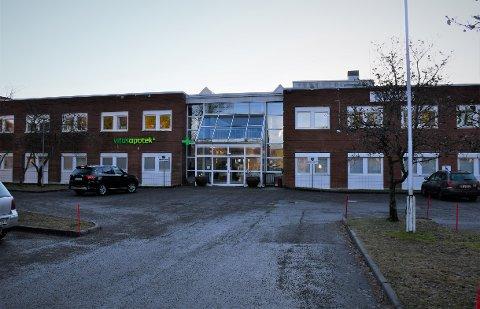 DAGLIGVAREBUTIKK?: Hvis eierne av denne eiendommen får det som de vil, kan det komme en ny dagligvarebutikk her.