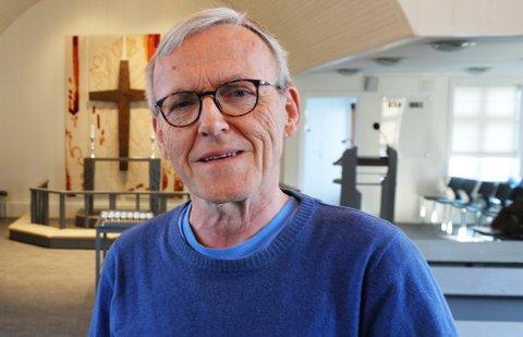 JA: Rolf Ekenes (KrF) mener man bør si ja til Hjemseng-utbygging.