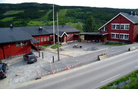 SOMMERSTENGT: Reinli barnehage og resten av barnehagene i Sør-Aurdal holdes stengt i sommer.