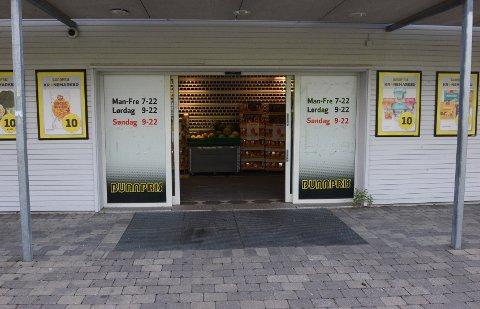 TØFTMARKED:Tidligere driver av Bunnpris Holumporten fikk ikke til lønnsom drift.