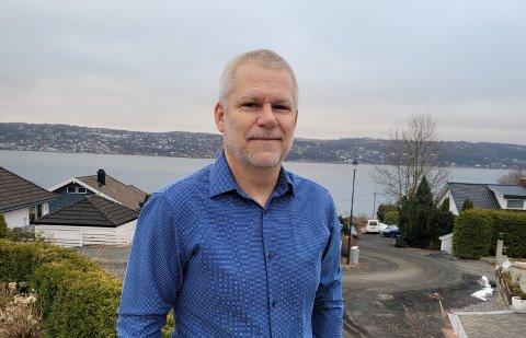 NY NAV-LEDER: – VI skal fortsette med å fokusere på de gode brukeropplevelsene., og jeg ser frem til å være med på NAV Vestbys spennende utvikling fremover, sier påtroppende NAV-leder, Christian Bratsberg (56).