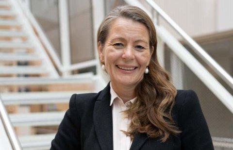 DELER ERFARINGER: Kathrine Myhre vil snakke om det å satse på helseindustri når hun kommer til Jarlsberg konferansesenter 30. januar.
