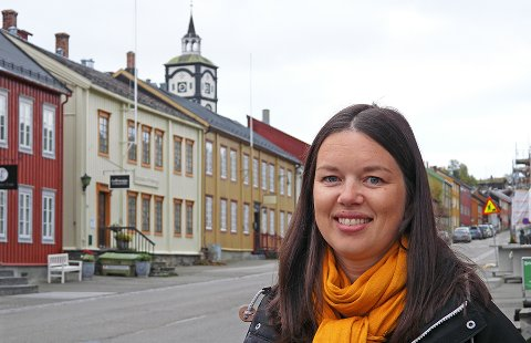 Ingvill Kaasin Montgommery har fått seg jobb hos Rørosnytt. Pressefoto: Rørosnytt