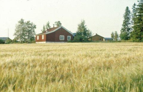 Nordbråtan, tidligere arbeiderbolig, Dyster gård.