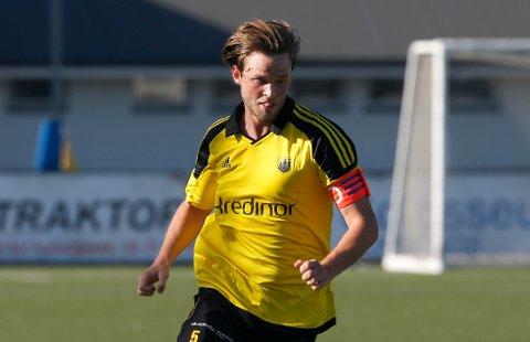 TAP: Jan Aubert scoret, men Bærum tapte for Skeid.