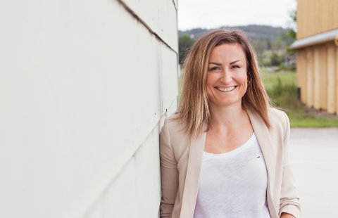 Smiljana Divjak i Lister Nyskaping.