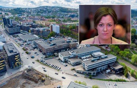 STÅR IKKE I VEIEN: Arbeiderpartiets kulturminister vil la NRK gjennomføre Ensjø-flyttingen som planlagt.