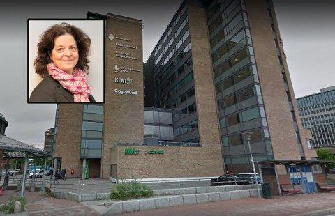 Hilde Gran (innfelt) trekker seg som avdelingsdirektør i Utdanningsetaten, som holder til på Helsfyr.