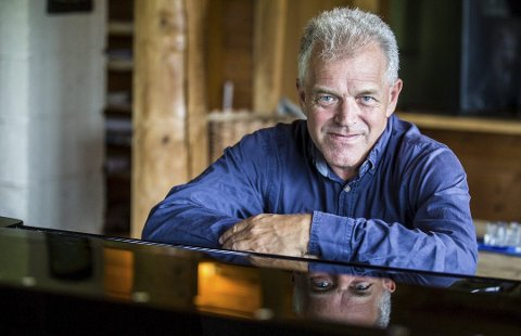Det er Rune Alver si ferske innspeling, «Études poétiques» medSigne Lund sin klavermusikk, som har ført han til bestseljar-toppen. Arkivfoto