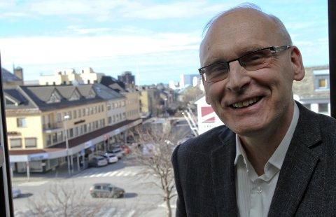 Direktør Bjørnar Storeng ved Høgskolen i Narvik har ingen planer om å bygge ned ingeniørutdanningen i Bodø, uavhengig av fusjonsprosessen.
