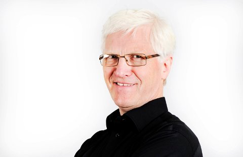 Apropos-bilde av Johan Votvik - journalist ved Meløy-kontoret til Avisa Nordland