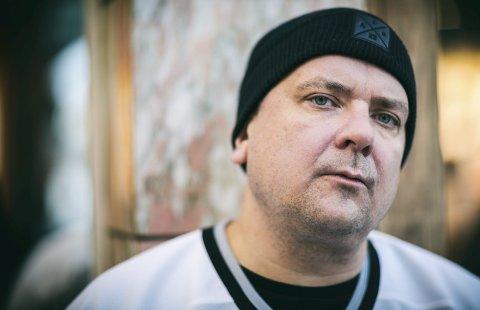 Legenden: Jørgen Nordeng aka Joddski er Gudfaren innen norsk hiphop.  Nå starter han nytt band, i ny sjanger. .Foto: Cato Lauvli