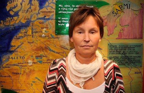 Angår alle: - Fornorskningspolitikken angår ikke bare den samiske, kvenske og norskfinske befolkningen, men oss alle, sier Anne Kalstad Mikkelsen.