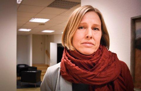 Advokat Gunhild Vehusheia.