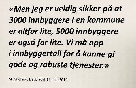 Dagbladet 13. mai 2019