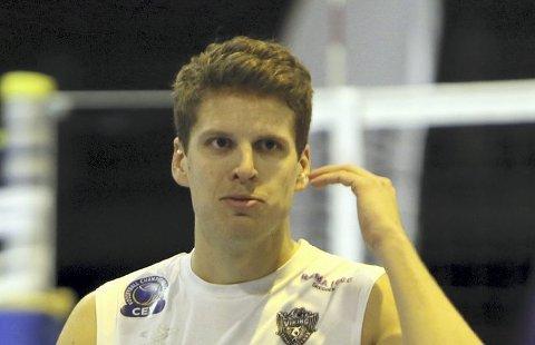 Ørjan Siljander var en av Vikings beste spillere i 3-2-seieren.