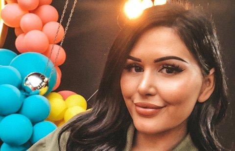 Helene Hemèra (27) fra Bergen skal kjempe om å bli Norges neste makeup-stjerne i TV2 sitt program Glow Up.